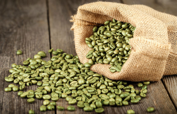 weight loss green coffee beans